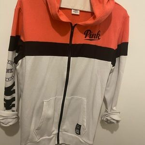 PINK full zip